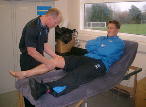 Chris Gadeke Physiotherapy