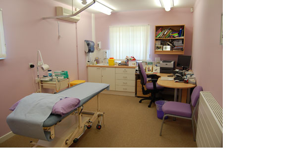 Forton Road Healthcare Centre